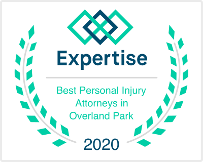 Gigstad Law Office was awarded as Best Personal Injury Attorneys in Overland Park, KS by Expertise 2020